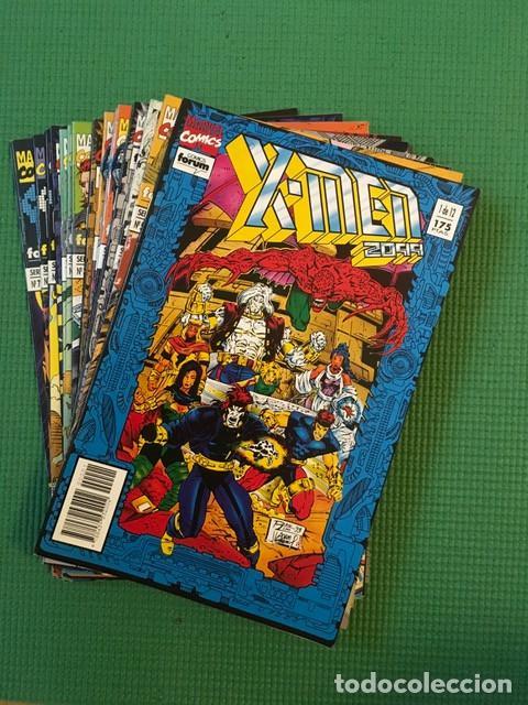 LOTE MARVEL 2099 - X MEN; DOCTOR MUERTE; RAVAGE; PUNISHER - 22 COMICS (Tebeos y Comics - Forum - Otros Forum)