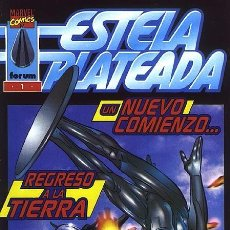 Cómics: ESTELA PLATEADA: VOLUMEN 3: LOTE QUE INCLUYE LOS NÚMEROS 1 AL 12 Y EL 19: FORUM. Lote 90388772