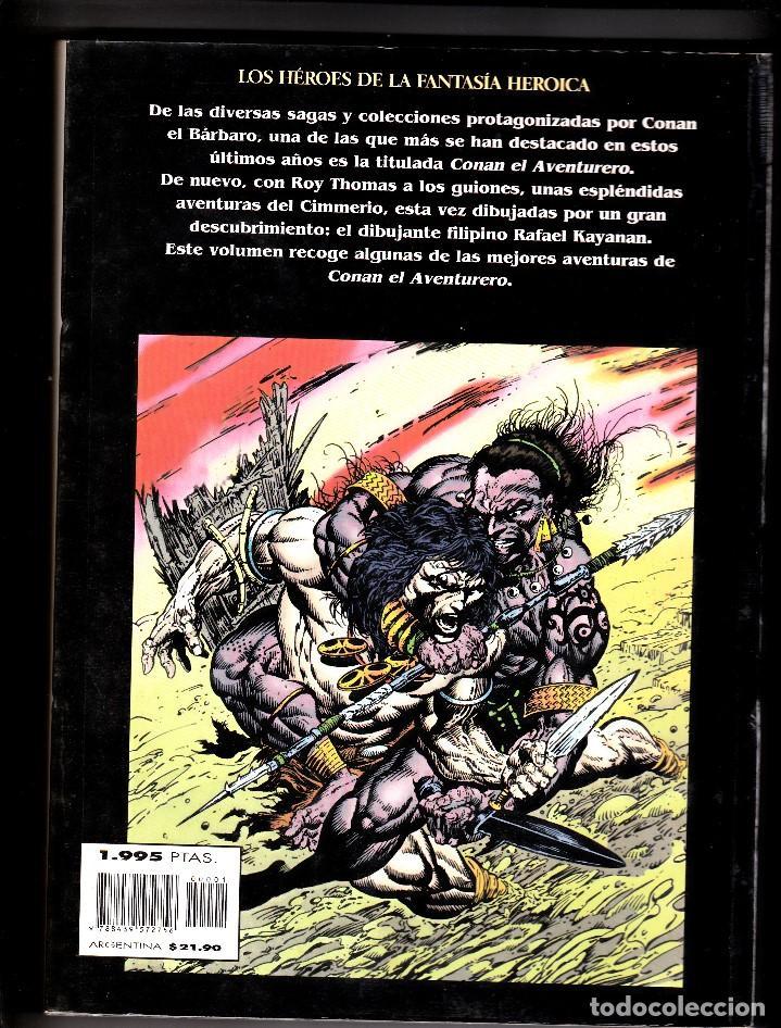 Cómics: Conan El Aventurero - Roy Thomas, Rafael Kayanan - Forum - Foto 2 - 90519365