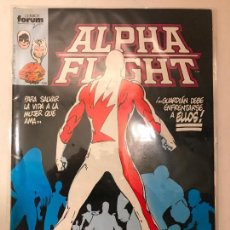 Cómics: ALPHA FLIGHT V 1 VOL 1 Nº 7. FORUM 1985. Lote 90677855