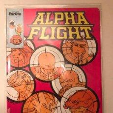 Fumetti: ALPHA FLIGHT V 1 VOL 1 Nº 8. FORUM 1985. Lote 90677865