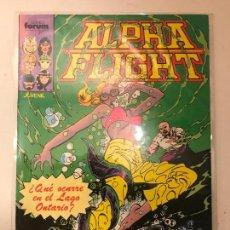 Cómics: ALPHA FLIGHT V 1 VOL 1 Nº 11. FORUM 1985. Lote 90677900