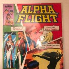 Cómics: ALPHA FLIGHT V 1 VOL 1 Nº 14. FORUM 1985. Lote 90678000