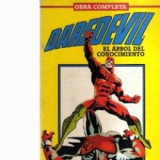 Cómics: OBRA COMPLETA DAREDEVIL - EL ARBOL DEL CONOCIMIENTO - FORUM. Lote 90680080