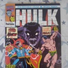 Cómics: FORUM - HULK & IRON MAN NUM. 3 ( 48 PAGINAS ) .MBE. Lote 90715815