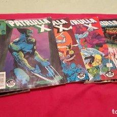 Cómics: PATRULLA X COMICS, NÚMEROS 19.80.81.82.84.ESPECIAL VERANO, FORUM, . Lote 90770995