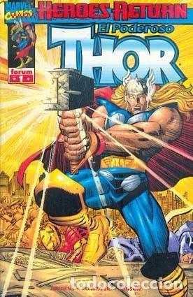 THOR VOL 3 NÚMERO 1 HÉROES RETURN (Tebeos y Comics - Forum - Thor)