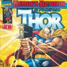 Cómics: THOR VOL 3 NÚMERO 1 HÉROES RETURN. Lote 90880565