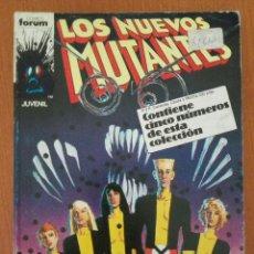 Comics : LOS NUEVOS MUTANTES. RETAPADO CON Nº 21 AL 25.. Lote 90936670