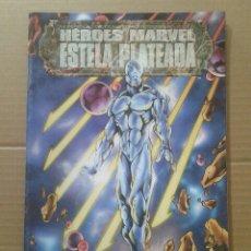 Cómics: HÉROES MARVEL: ESTELA PLATEADA. COMICS FORUM (15 ANIVERSARIO). INCLUYE UNA HISTORIA INÉDITA. Lote 90960230