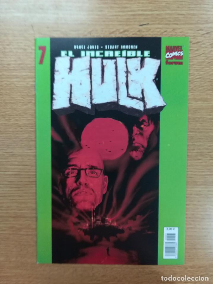 INCREIBLE HULK VOL 2 (HULK VOL 5) #7 (Tebeos y Comics - Forum - Hulk)