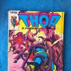 Cómics: THOR, EL PODEROSO - RETAPADO - 5 NUMEROS - 1, 2, 3, 4 Y 5 - MARVEL COMICS FORUM 1983. Lote 90977415