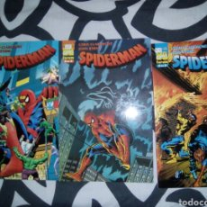 Cómics: SPIDERMAN CLAREMONT Y BYRNE COMPLETA 3 TOMOS. Lote 91073239