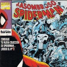 Cómics: EL ASOMBROSO SPIDERMAN. Nº 1. Lote 91341765