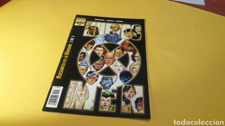 NUEVOS X MEN 99 VOL 2 EXCELENTE ESTADO FORUM (Tebeos y Comics - Forum - X-Men)