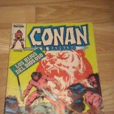 Cómics: COMIC CONAN EL BARBARO FORUM PLANETA NUMERO 29. Lote 91506800