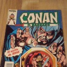 Cómics: COMIC CONAN EL BARBARO FORUM PLANETA NUMERO 42. Lote 91556215