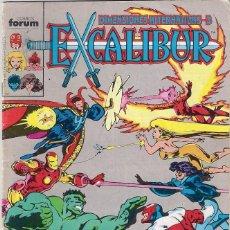 Cómics: EXCALIBUR VOLUMEN 1. Nº 14. Lote 91740750