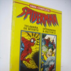 Cómics: SPIDERMAN - OBRA COMPLETA - ED. FORUM. Lote 91841955