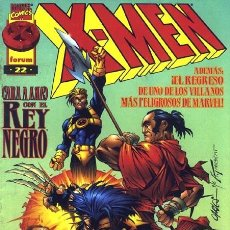 Cómics: X-MEN VOL 2 Nº 22 - FORUM IMPECABLE. Lote 91848580