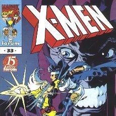 Cómics: X-MEN VOL 2 Nº 33 - FORUM IMPECABLE. Lote 91849285