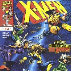 Cómics: X-MEN VOL 2 Nº 42 - FORUM IMPECABLE. Lote 91849745