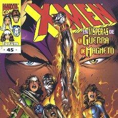 Cómics: X-MEN VOL 2 Nº 45 - FORUM IMPECABLE. Lote 91849865