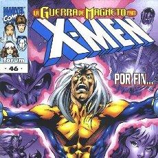 Cómics: X-MEN VOL 2 Nº 46 - FORUM IMPECABLE. Lote 91849885
