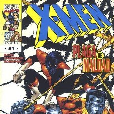 Cómics: X-MEN VOL 2 Nº 51 - FORUM IMPECABLE. Lote 91850150