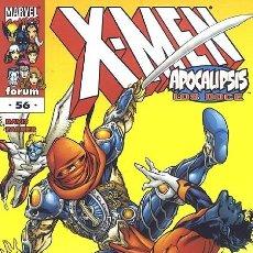 Cómics: X-MEN VOL 2 Nº 56 - FORUM IMPECABLE. Lote 91850320