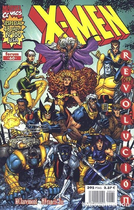 Cómics: X-MEN vol 2 nº 60 - Forum IMPECABLE - Foto 1 - 91850415