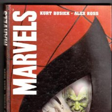 Cómics: MARVELS - KURT BUSIEK - ALEX ROSS / MARVEL - FORUM TAPA DURA . Lote 92003245