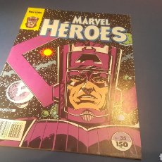 Cómics: HEROES MARVEL 35 EXCELENTE ESTADO FORUM. Lote 92127177