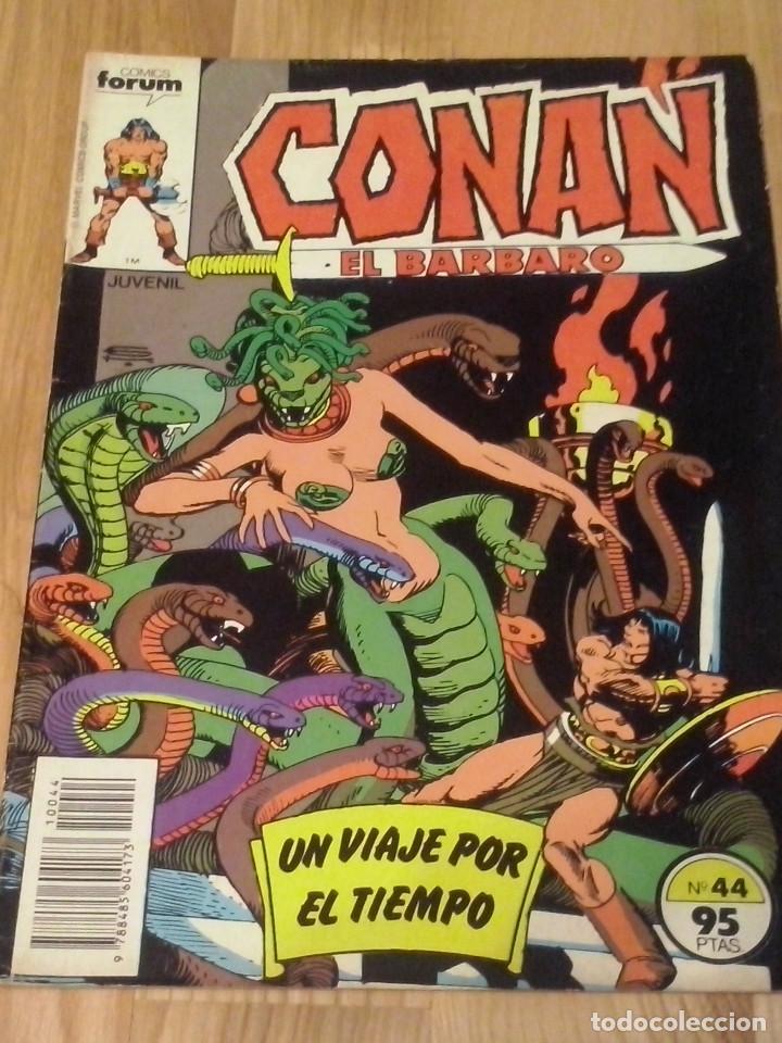COMIC CONAN EL BARBARO FORUM PLANETA NUMERO 44 (Tebeos y Comics - Forum - Conan)