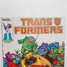 Cómics: TRANSFORMERS FORUM N 25. Lote 92183600