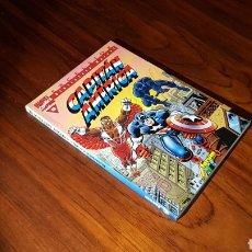 Cómics: EXCELENTE ESTADO CAPITAN AMERICA 13 BIBLIOTECA MARVEL FORUM. Lote 92428757