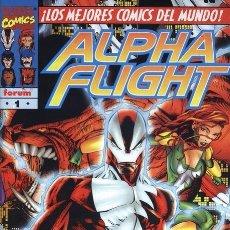Cómics: ALPHA FLIGHT VOL. 2 Nº 1 FORUM - EJEMPLAR NUEVO. Lote 92908695