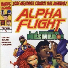 Cómics: ALPHA FLIGHT VOL. 2 Nº 5 FORUM IMPECABLE. Lote 92908980