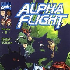 Cómics: ALPHA FLIGHT VOL. 2 Nº 8 FORUM IMPECABLE. Lote 92909125