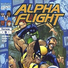 Cómics: ALPHA FLIGHT VOL. 2 Nº 9 FORUM IMPECABLE. Lote 92909175