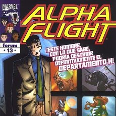Cómics: ALPHA FLIGHT VOL. 2 Nº 13 FORUM IMPECABLE. Lote 92909290