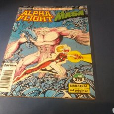 Cómics: ALPHA FLIGHT LA MASA 48 EXCELENTE ESTADO FORUM. Lote 92950724