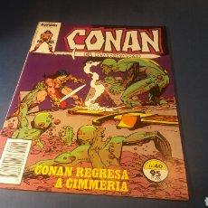 Cómics: CONAN EL BARBARO 40 EXCELENTE ESTADO FORUM. Lote 92953239