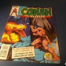 Cómics: CONAN EL BARBARO 39 EXCELENTE ESTADO FORUM. Lote 92953254