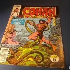 Cómics: CONAN EL BARBARO 33 EXCELENTE ESTADO FORUM. Lote 92953442