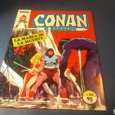 Cómics: CONAN EL BARBARO 54 EXCELENTE ESTADO FORUM. Lote 92954173