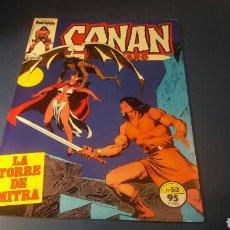 Cómics: CONAN EL BARBARO 53 EXCELENTE ESTADO FORUM. Lote 92954335