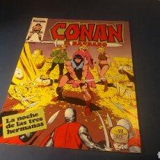 Cómics: CONAN EL BARBARO 52 EXCELENTE ESTADO FORUM. Lote 92954419