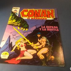 Cómics: CONAN EL BARBARO 51 EXCELENTE ESTADO FORUM. Lote 92954494