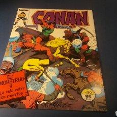 Cómics: CONAN EL BARBARO 50 EXCELENTE ESTADO FORUM. Lote 92954569
